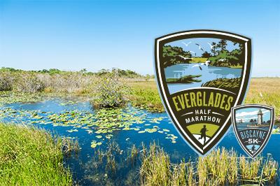 Everglades Half Marathon logo
