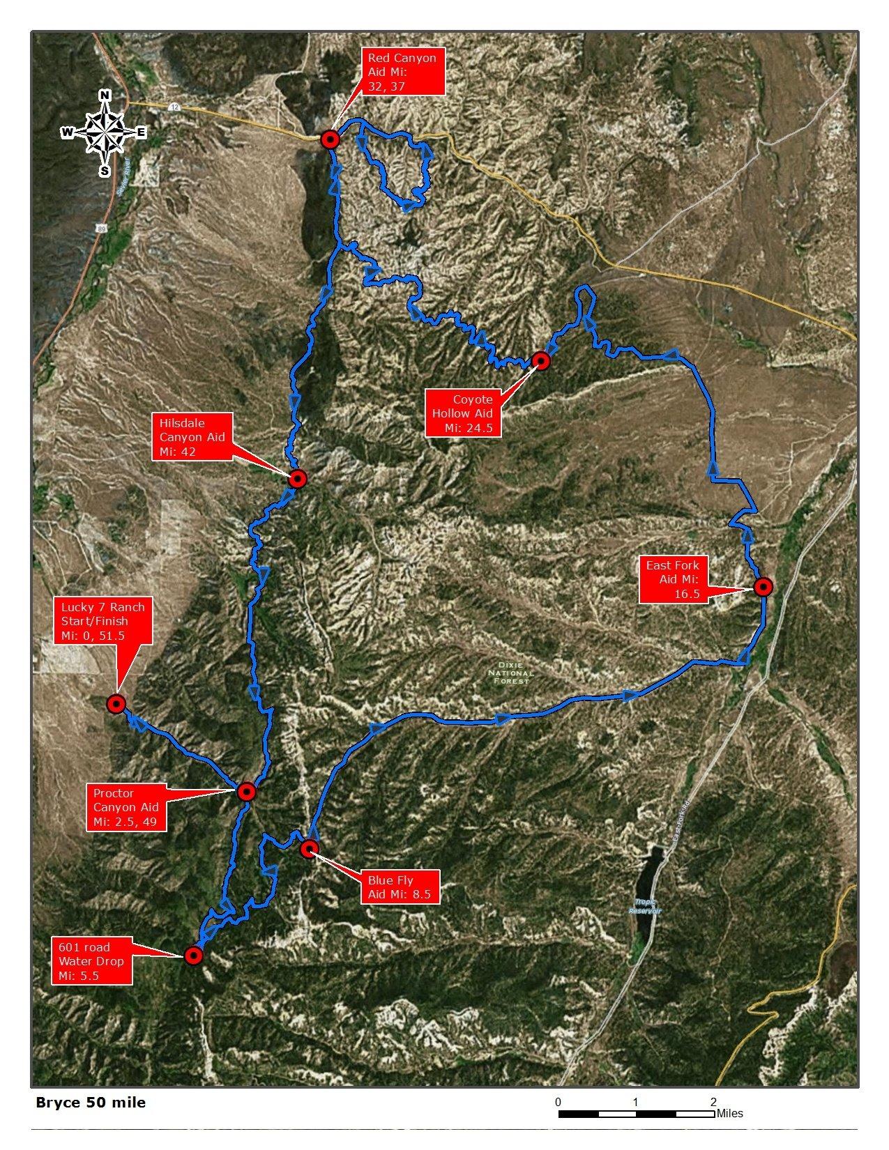 Course Details 187 Vacation Races