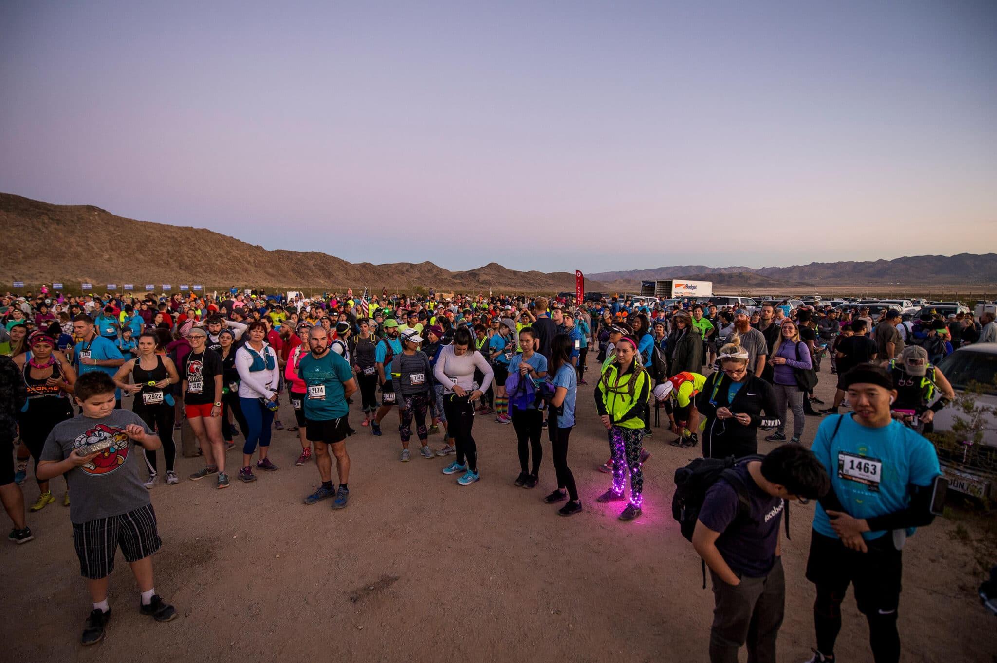 Joshua Tree Half Marathon » Vacation Races