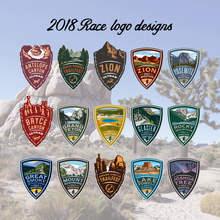 2018 Race Logo Designs