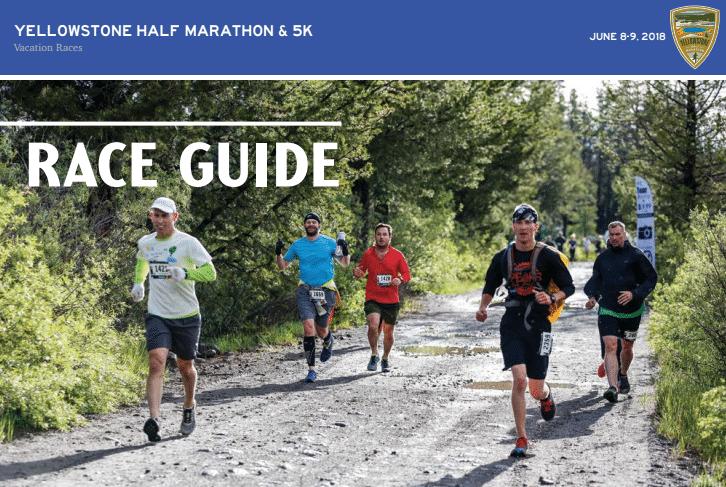 2018 Yellowstone Half Marathon Race Guide 187 Vacation Races