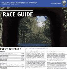 2018 Mt Rushmore Half Marathon Race Guide