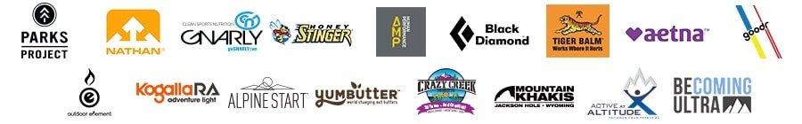 Vacation Races Sponsor Partner Logos