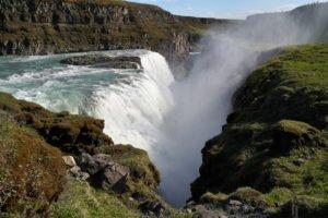 Waterfall Iceland DSC00787