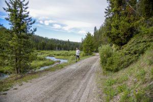 Yellowstone runner